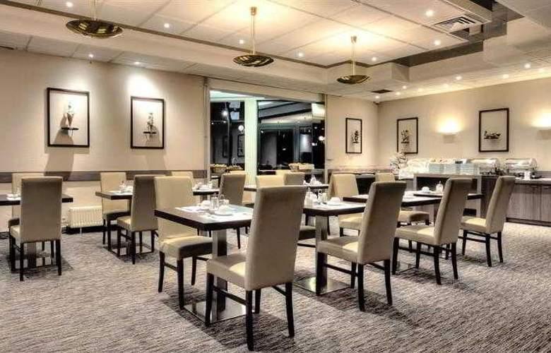 BEST WESTERN PLUS Hotel Casteau Resort Mons - Hotel - 52