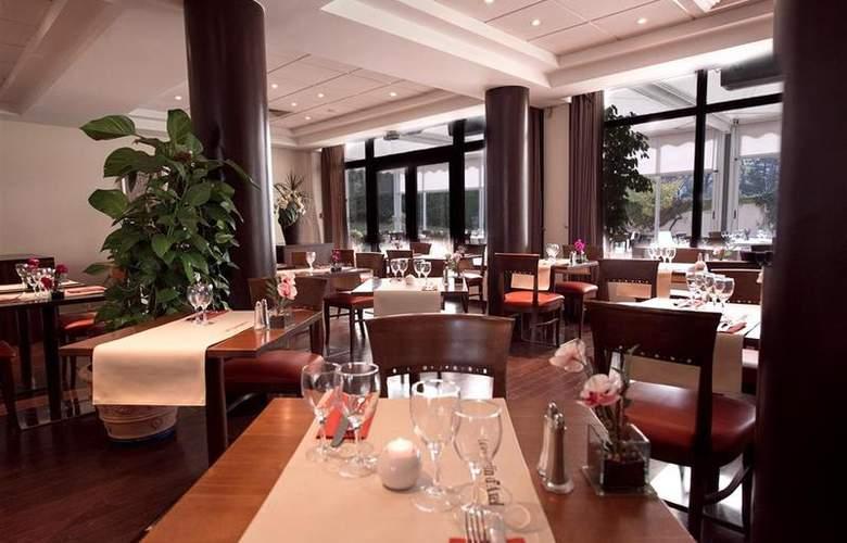 Best Western Marseille Bonneveine Prado - Restaurant - 27