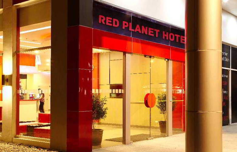 Red Planet Aseana City - Hotel - 2