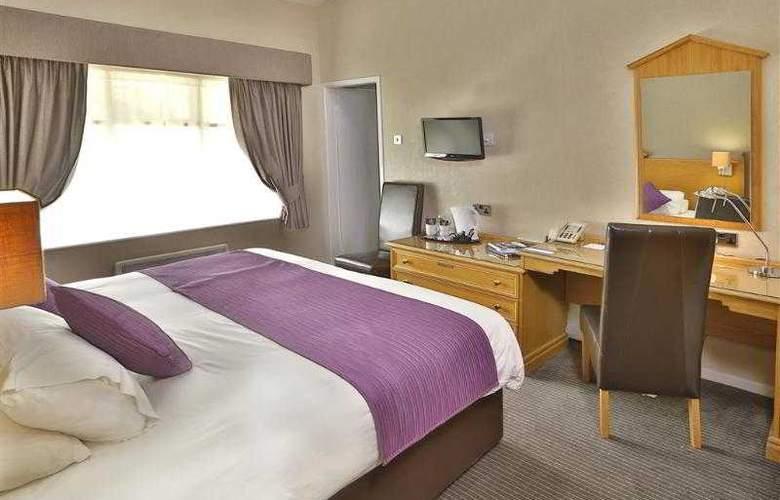Best Western Park Hall - Hotel - 162