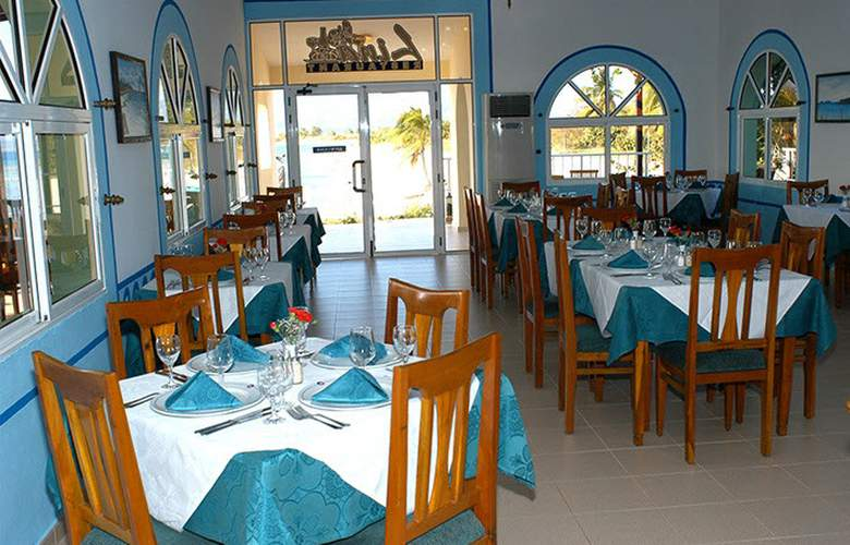 Club Amigo Costasur - Restaurant - 10