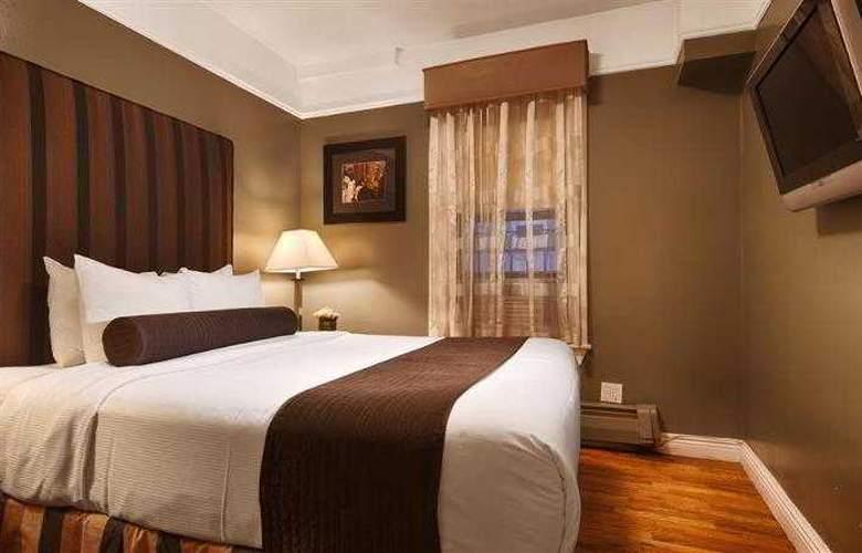 Best Western Plus Hospitality House - Apartments - Hotel - 56