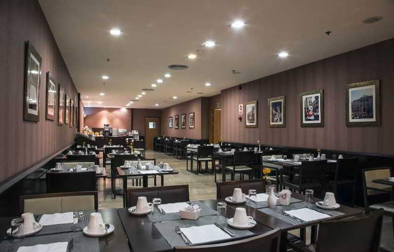 BCN Urban Hotels Gran Ronda - Restaurant - 8