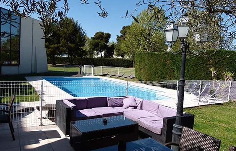 Aéroport Montpellier Méditerranée - Pool - 4