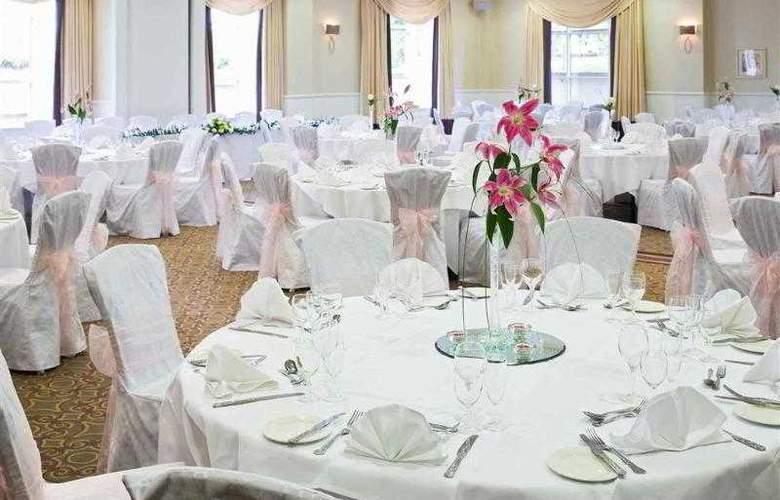 Mercure Brandon Hall Hotel & Spa - Hotel - 18