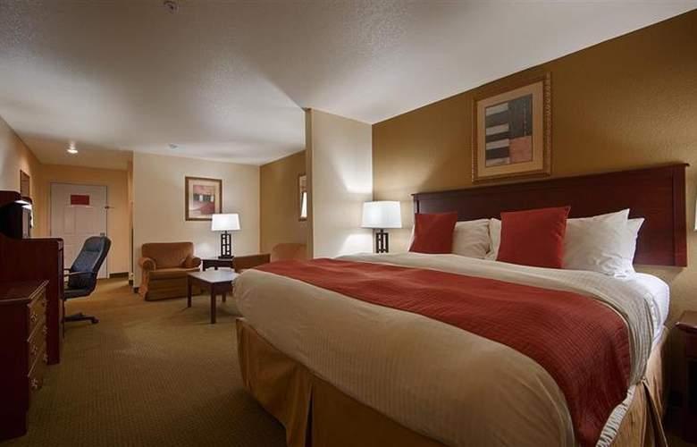 Best Western Plus Sherwood Inn & Suites - Room - 20
