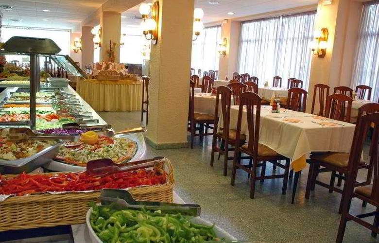 H top Alexis - Restaurant - 8