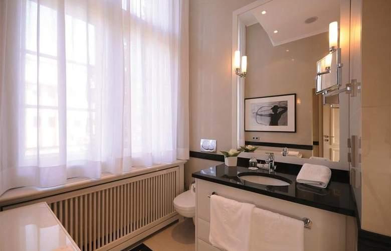 Best Western Hotel Stadtpalais - Room - 9