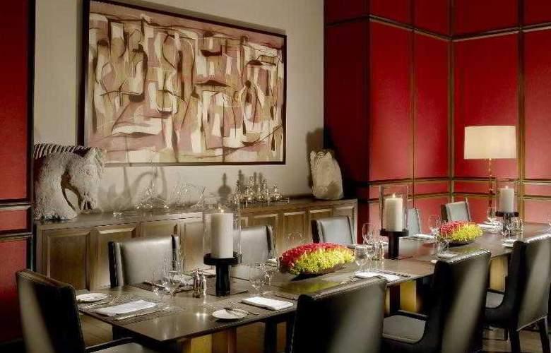 The St Regis Mexico City - Restaurant - 30