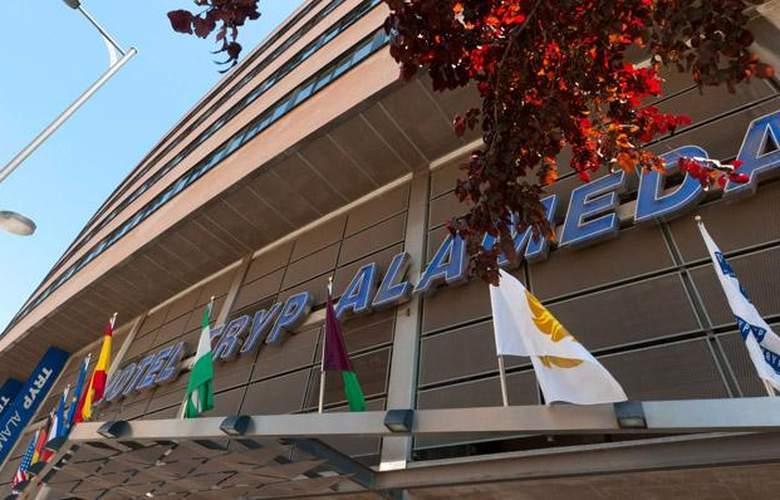 Tryp Málaga Alameda - Hotel - 0