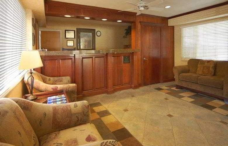 Best Western Townhouse Lodge - Hotel - 13
