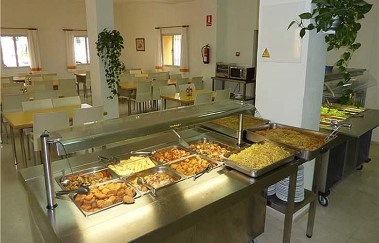 Albergue Inturjoven Marbella - Meals - 4