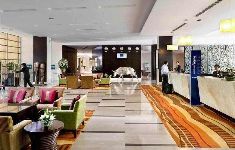 Novotel Hyderabad - Hotel - 43