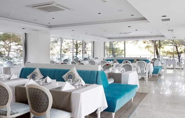 Sentido Orka Lotus Beach Hotel - Restaurant - 16