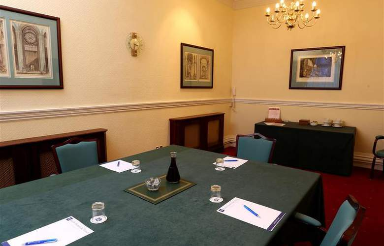 Best Western George Hotel Lichfield - Conference - 114