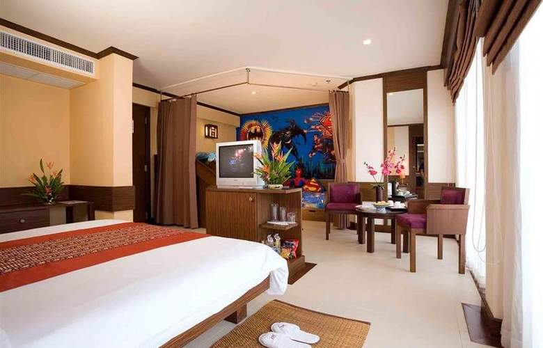 Mercure Pattaya - Hotel - 43