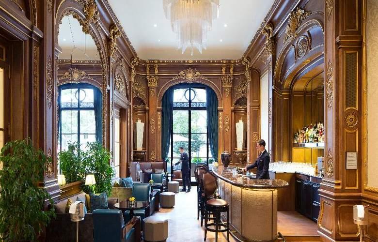 The Peninsula Paris - Bar - 20