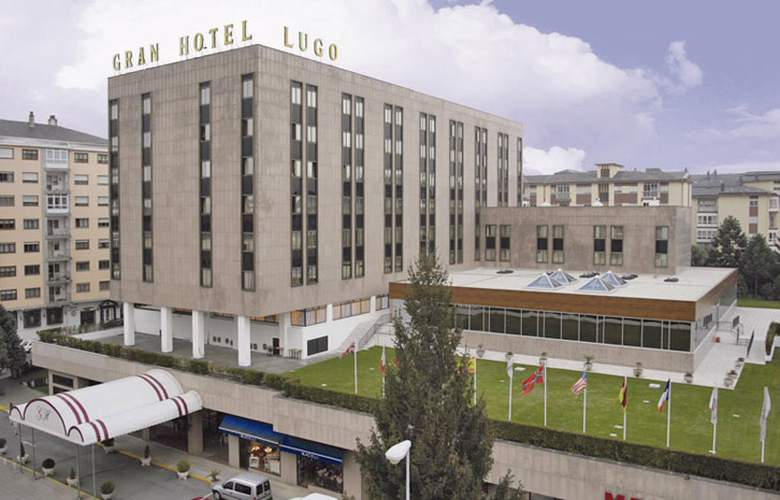Gran Hotel Lugo - Hotel - 0