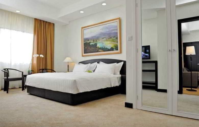 Sintesa Peninsula Hotel Palembang - Room - 5
