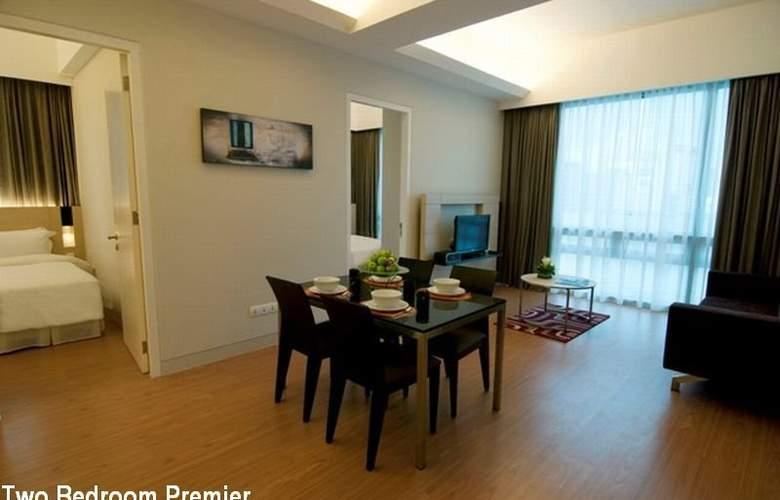 Swiss-Garden Hotel & Residences Kuala Lumpur - Room - 3