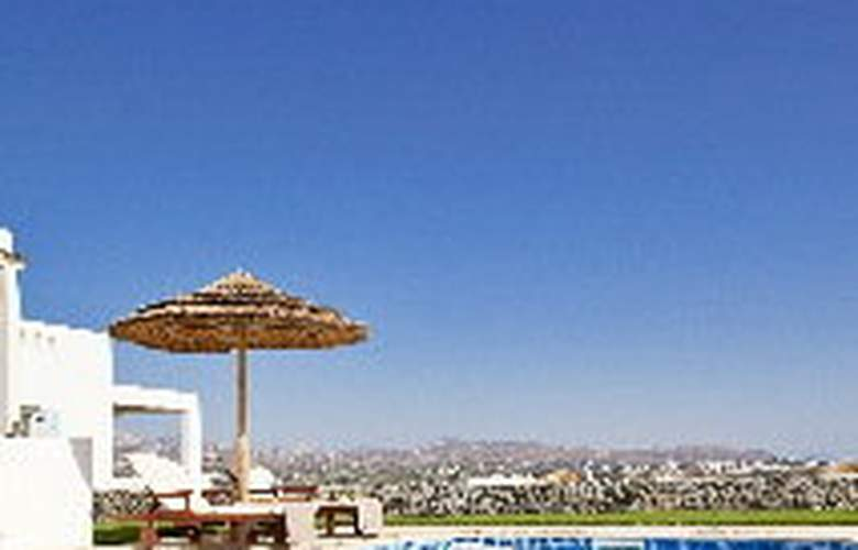 Naxian Collection Luxury Villas & Suites - Pool - 11