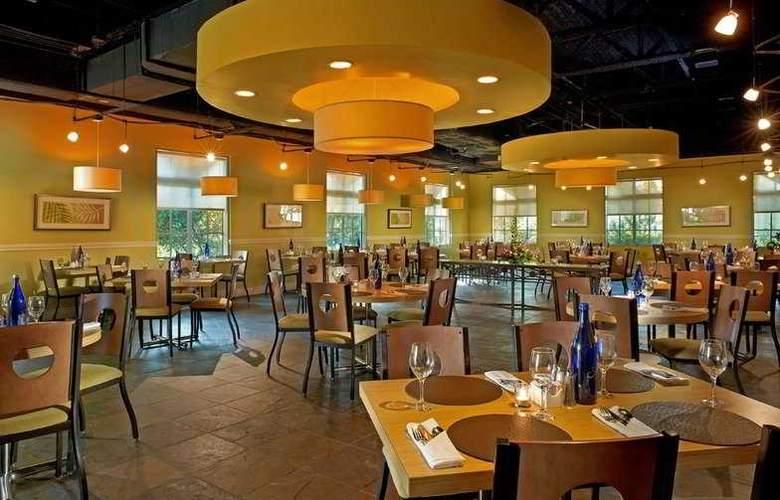 DoubleTree by Hilton Sunrise-Sawgrass Mills - Restaurant - 10