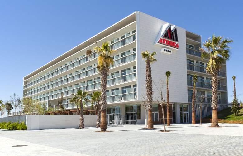 Atenea Port Barcelona Mataro - Hotel - 2