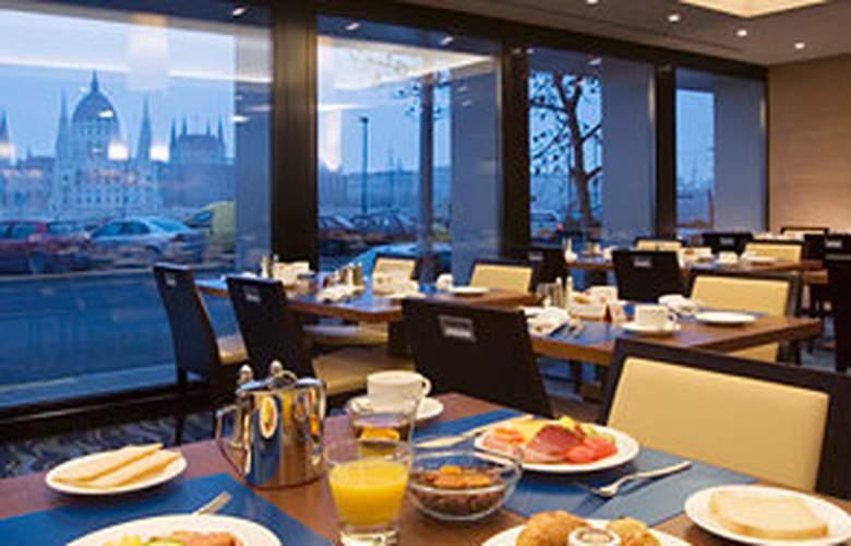 Novotel Budapest Danube - Restaurant - 7