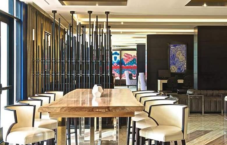 Beverly Hills Marriott - Restaurant - 47