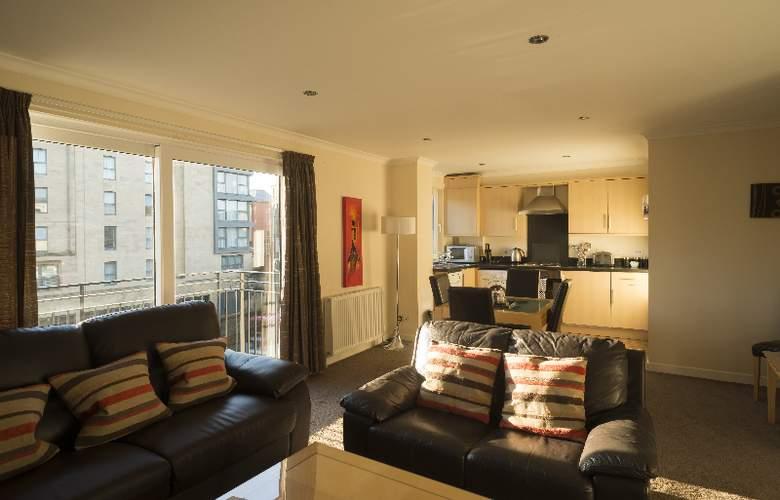 Fountain Court Harris Apartments - Room - 9