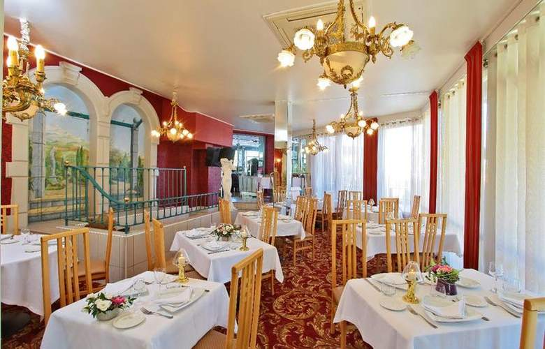 Best Western Beausejour - Restaurant - 55