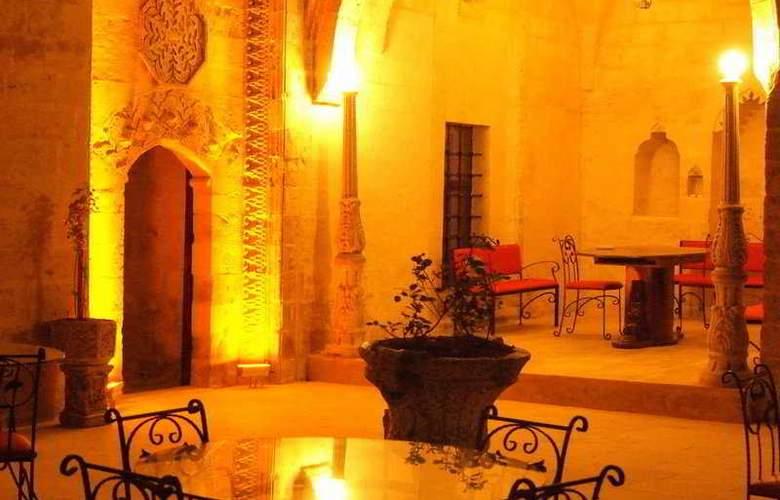 Kasr-I Abbas Butik Hotel - Restaurant - 8