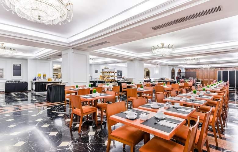 Exe Sevilla Macarena - Restaurant - 5