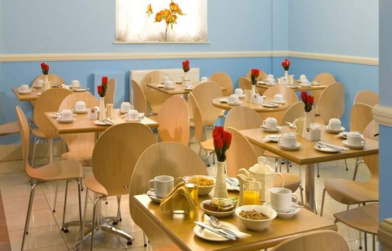 St. Georges Inn Victoria - Restaurant - 2