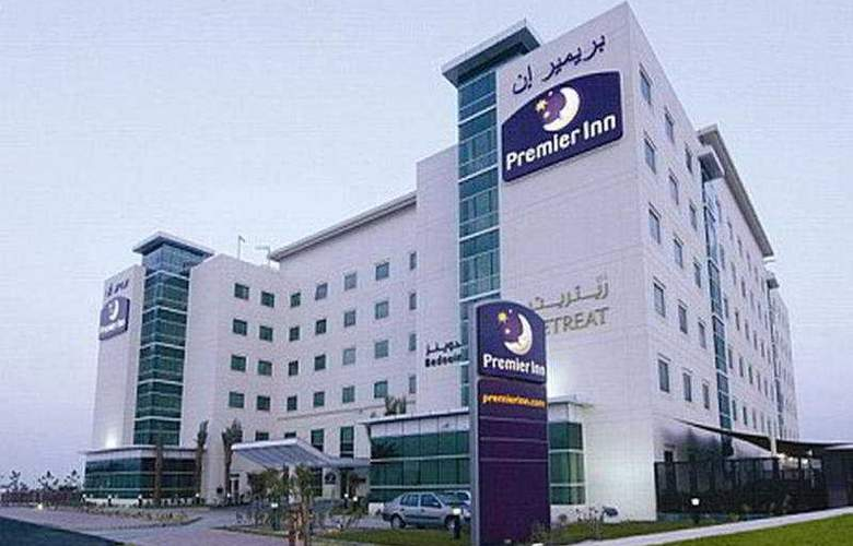 Premier Inn Dubai Investments Park - Hotel - 0