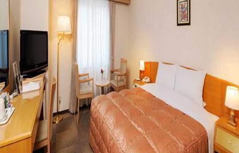 Urvest Hotel Ohmori - Room - 1