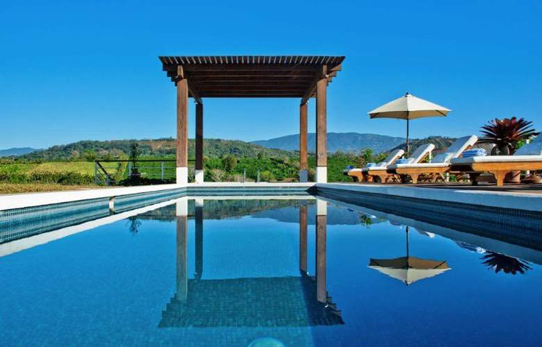 Asclepios Wellness & Healing Retreat - Pool - 1