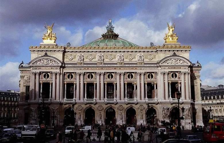 Mercure Paris Champs Elysées - Hotel - 30