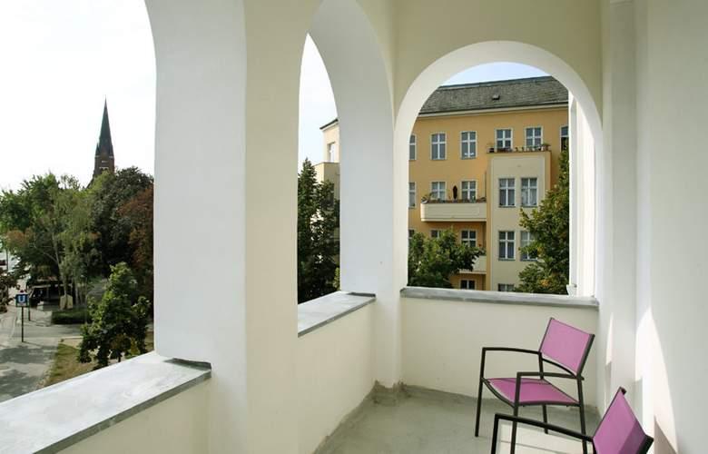 Exe Hotel Klee Berlin - Terrace - 20