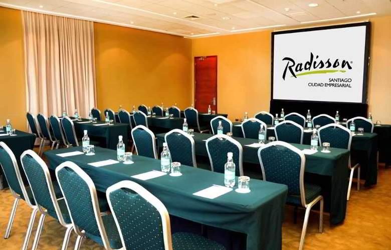 Radisson Ciudad Empresarial - Conference - 7