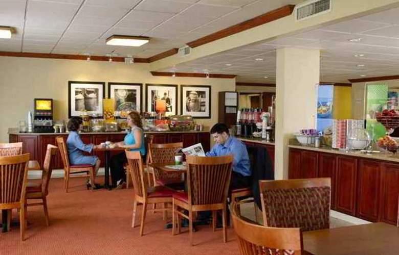 Hampton Inn Philadelphia/Mt. Laurel - Hotel - 4
