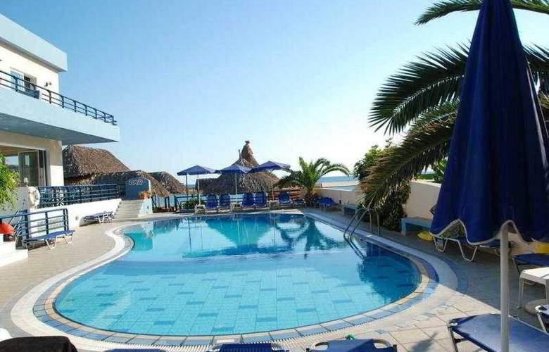 Nostos Beach - Pool - 8