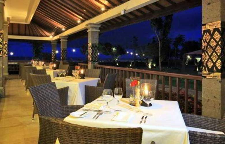 Hotel Ombak Sunset - Restaurant - 5