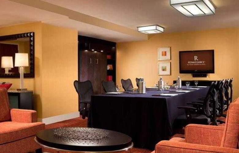 Renaissance Baltimore Harborplace - Hotel - 8
