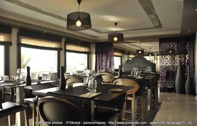 Best Western Hotel de la Plage - Hotel - 16