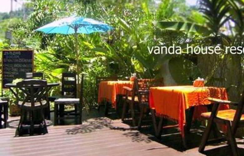 Vanda House Resort - Restaurant - 3