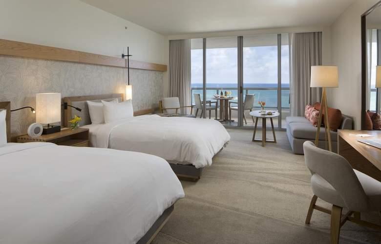 Eden Roc Miami Beach Renaissance Resort & Spa - Room - 7
