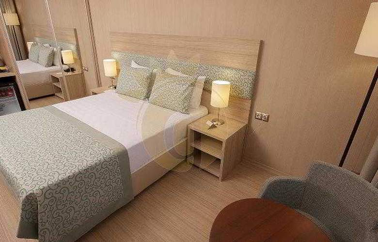 Golden Way Hotel Giyimkent - Room - 8