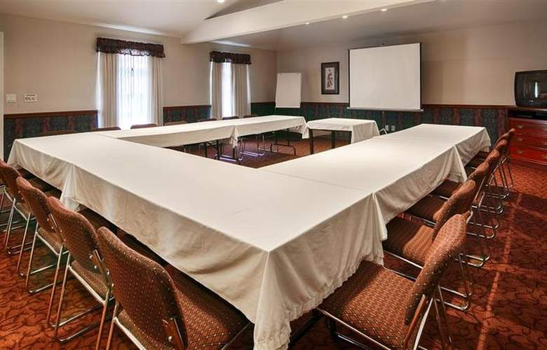Best Western Capilano Inn & Suites - Conference - 36