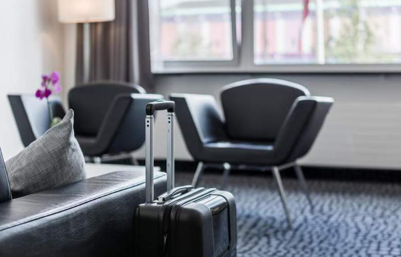 Mercur Copenhagen - Room - 7